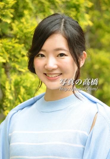 婚活写真撮影,東京,写真スタジオで服装も笑顔も爽やかに