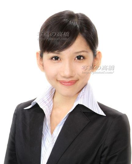 エアライン就職活動,履歴書写真は東京の就活写真スタジオ